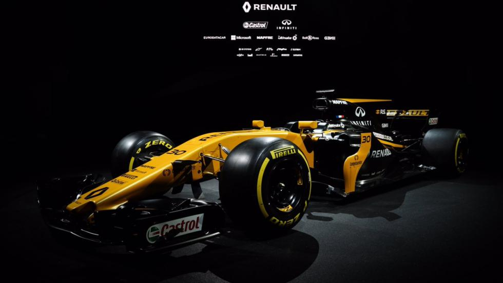 Preciosa imagen del nuevo RS17