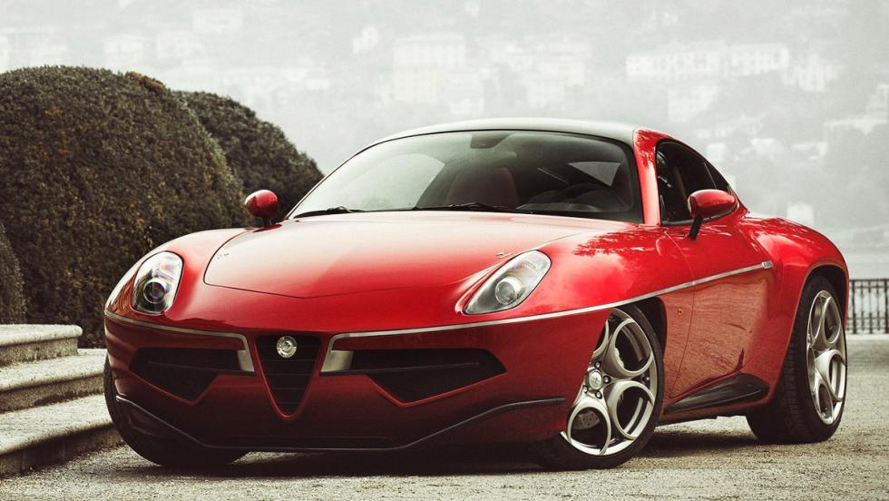 ¿Y si los coches italianos tuvieran nombres en español? - Alfa Romeo Disco Volante
