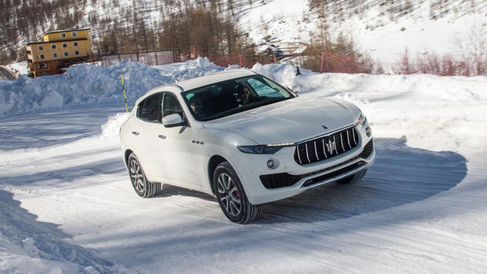 Sistema Q4 del Maserati Levante (II)