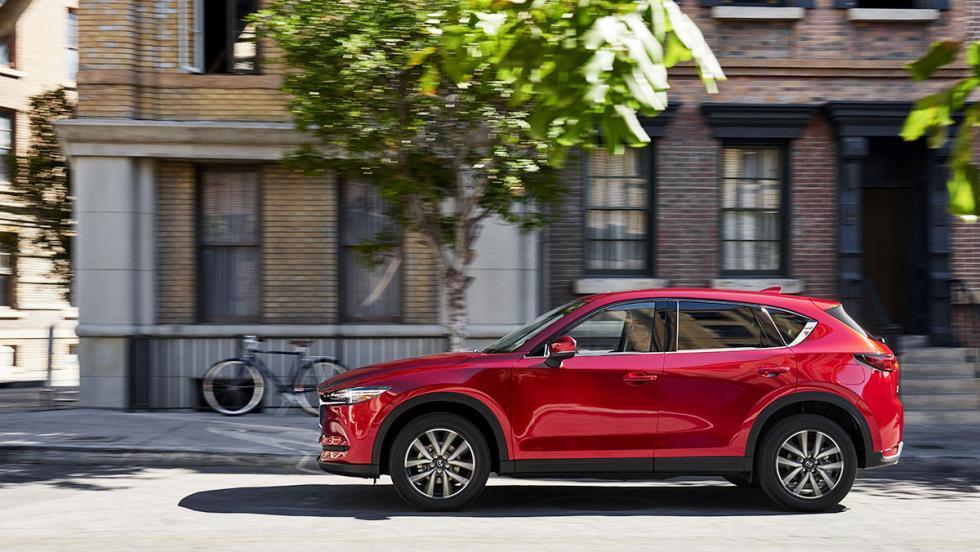SUV 2017: Mazda CX-5