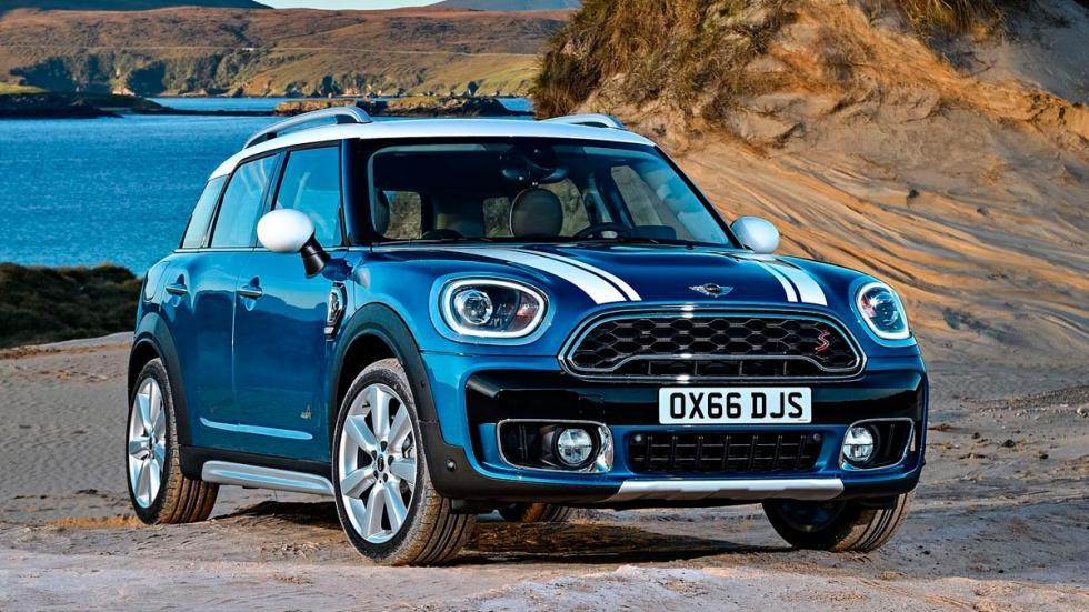 SUV 2017: Mini Countryman