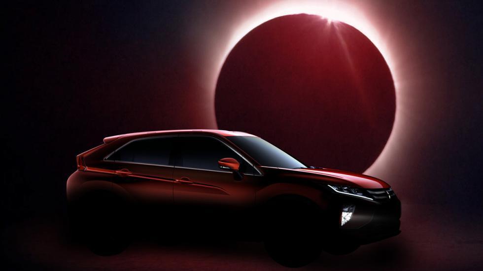 SUV 2017: Mitsubishi Eclipse