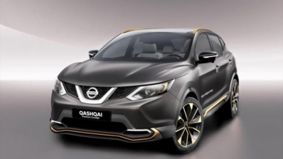 SUV 2017: Nissan Qashqai