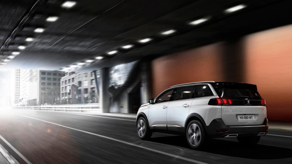 SUV 2017: Peugeot 5008