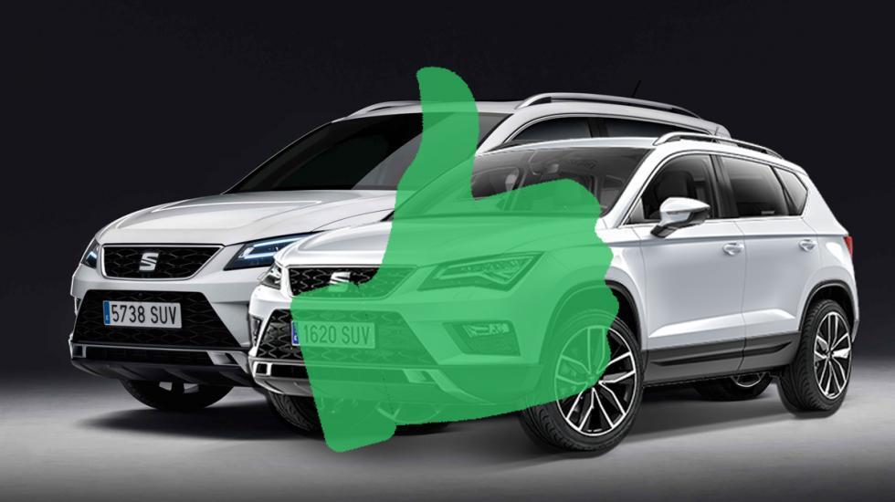 SUV 2017: Seat Arona