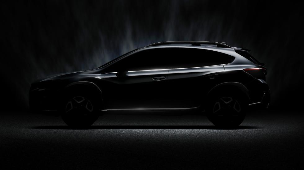 SUV 2017: Subaru XV