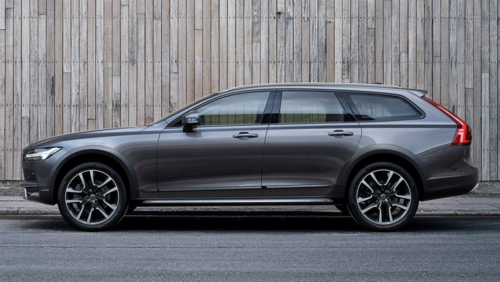 SUV 2017: Volvo V90 Cross Country