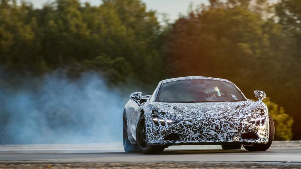 Teaser McLaren P14