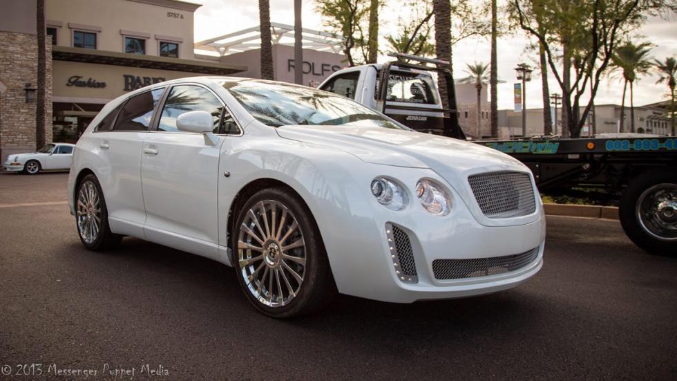 Toyota Venzayga Bentley monovolumen