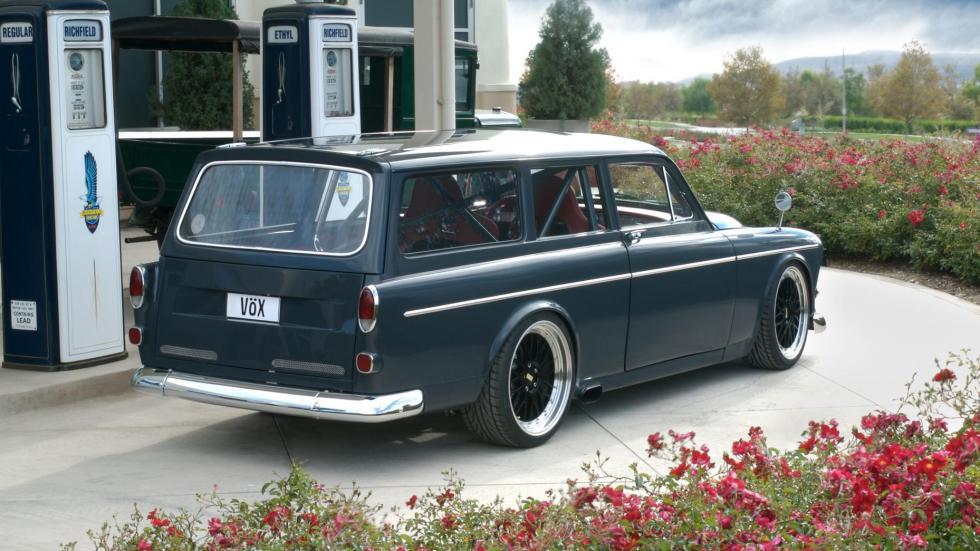 Volvo Amazon de 600 CV