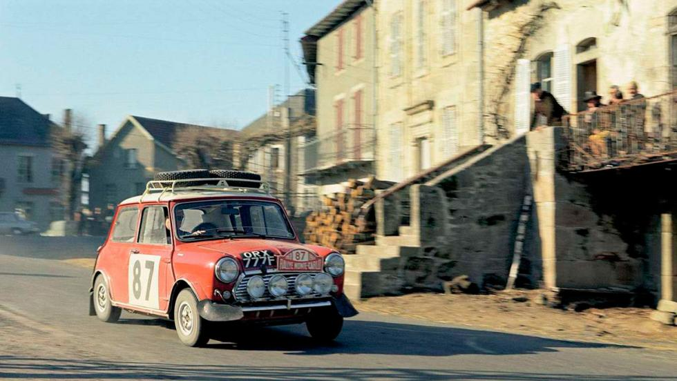 5. Mini Cooper S Austin Mk I de 1968 - The Italian Job