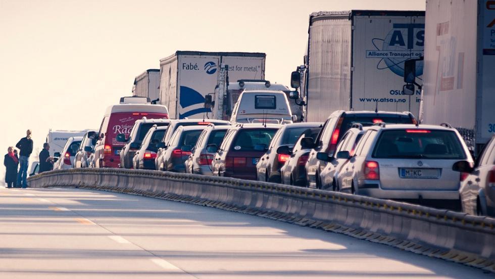 5 razones por las que odiarás la Autobahn - Sus atascos son infinitos