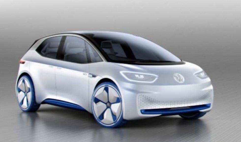 Volkswagen compacto electrico
