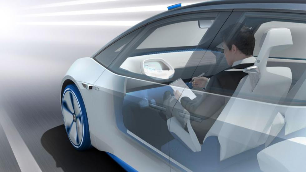 Volkswagen I.D interior