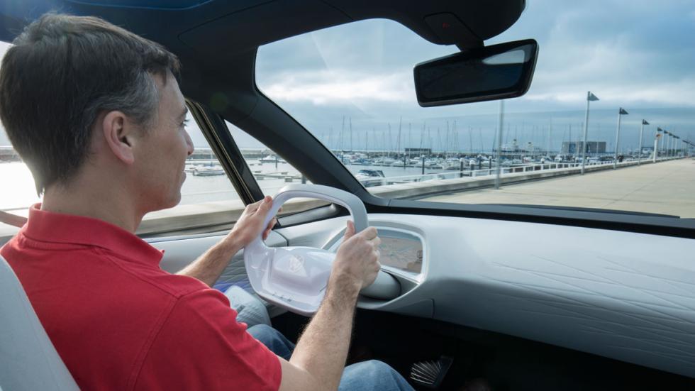 AUTOBILD.ES se ha puesto a los mandos del prototipo del VW I.D. en Lisboa