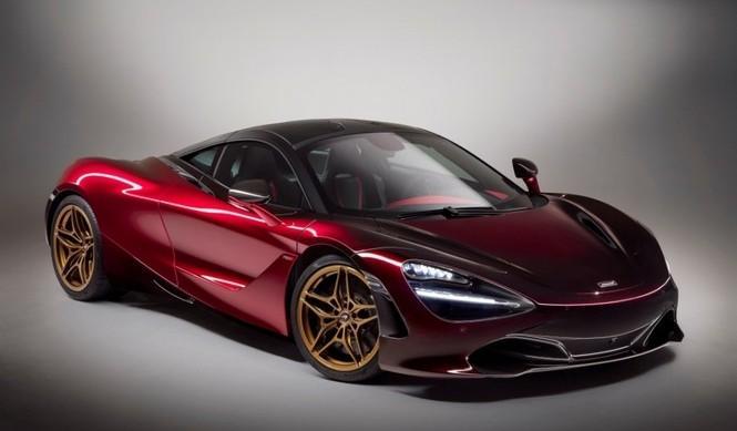 McLaren 720S Velocity, firmado por MSO