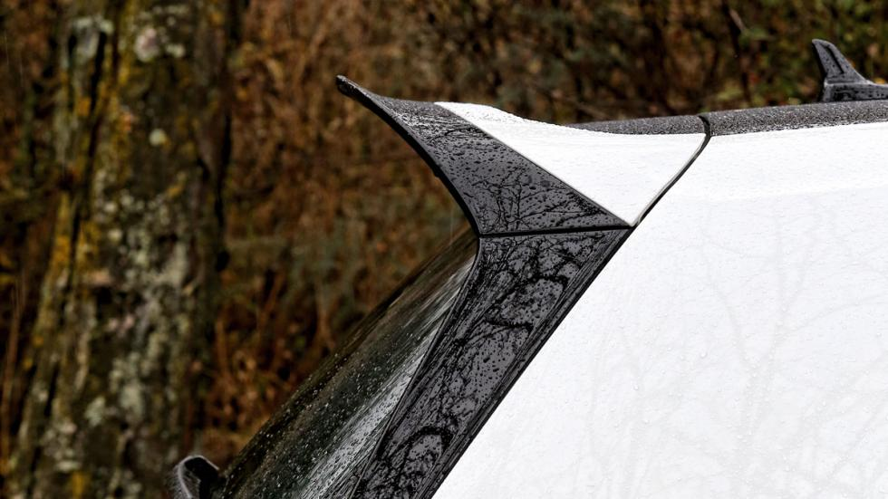 Volkswagen Golf GTI Clubsport alerón