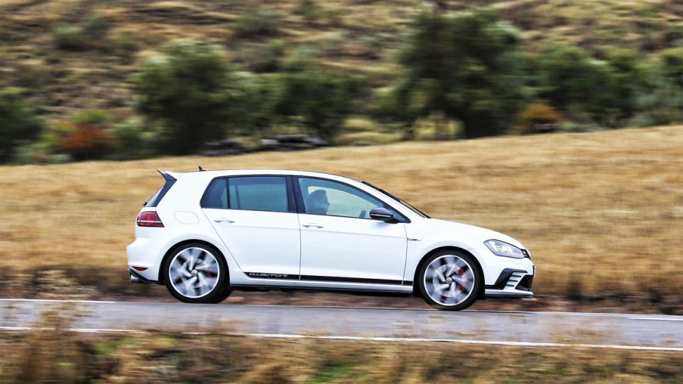 Volkswagen Golf GTI Clubsport lateral