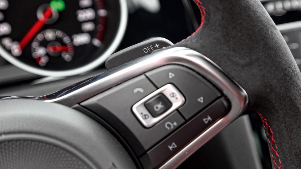 Volkswagen Golf GTI Clubsport volante