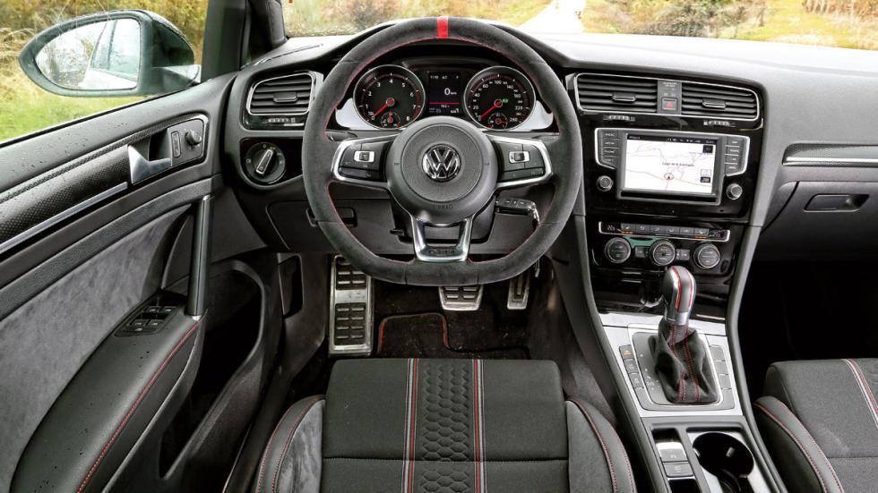 Volkswagen Golf GTI Clubsport salpicadero