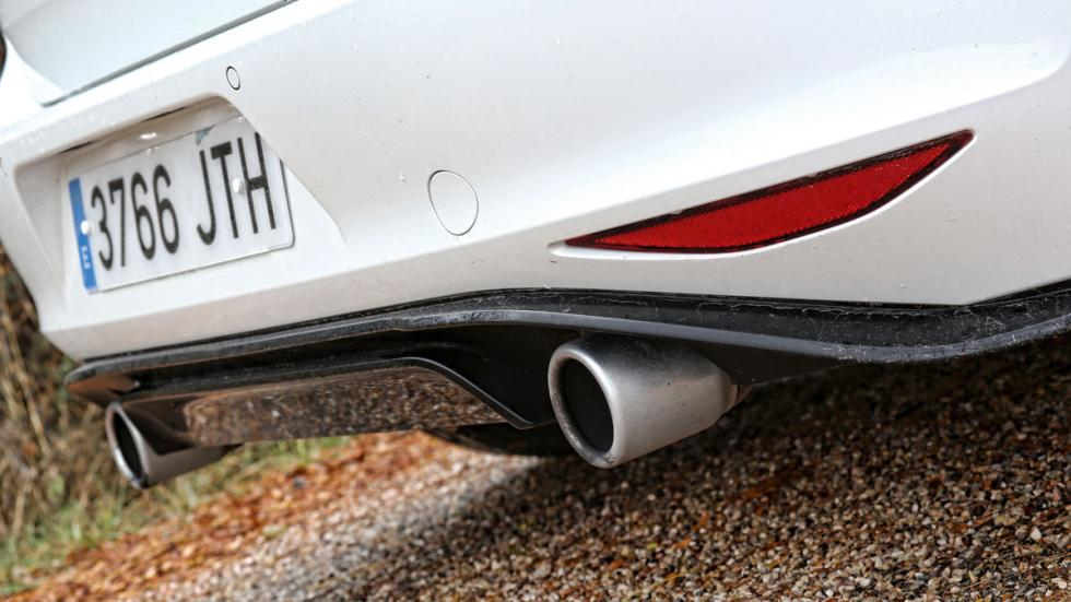 Volkswagen Golf GTI Clubsport escape