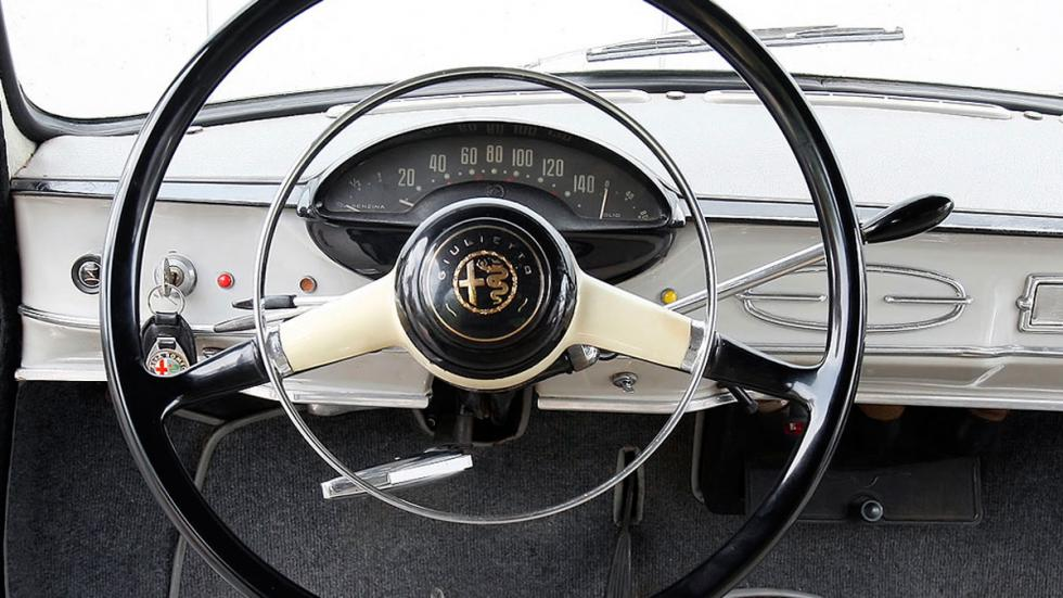 Alfa Romeo Giulietta clásico italia