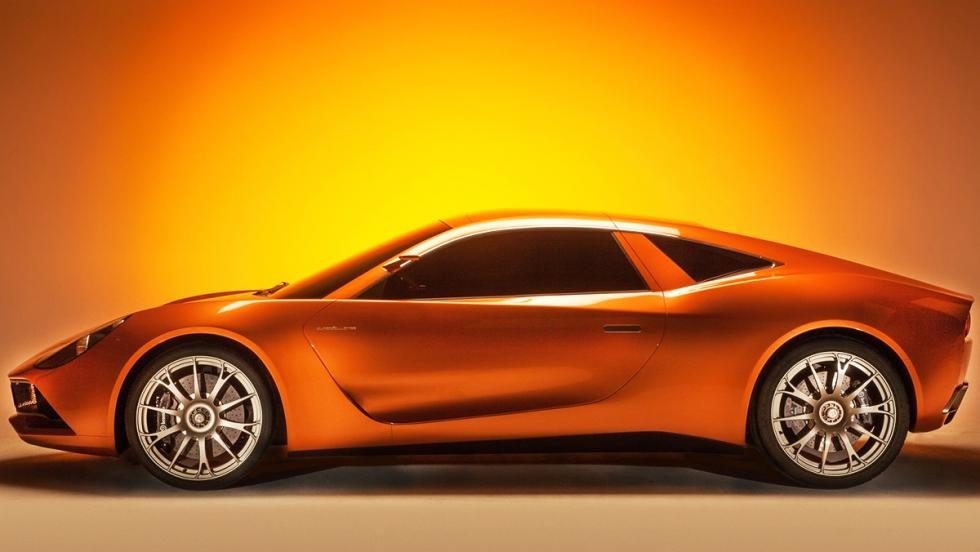 Artega Scalo Superelletra Concept