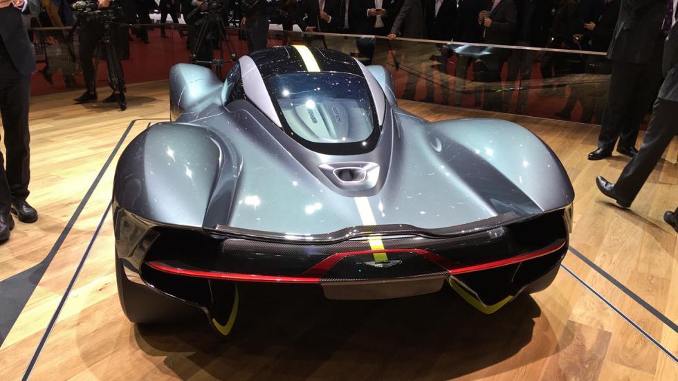 Aston Martin AM-RB 001 Salón de Ginebra