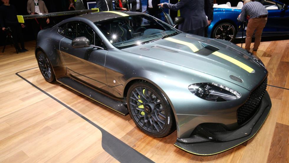 Aston Martin AMR (frontal)