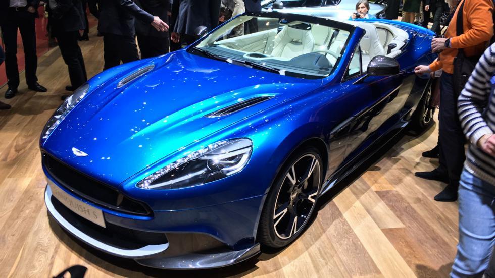 Aston Martin Vanquish S Salón de Ginebra 2017