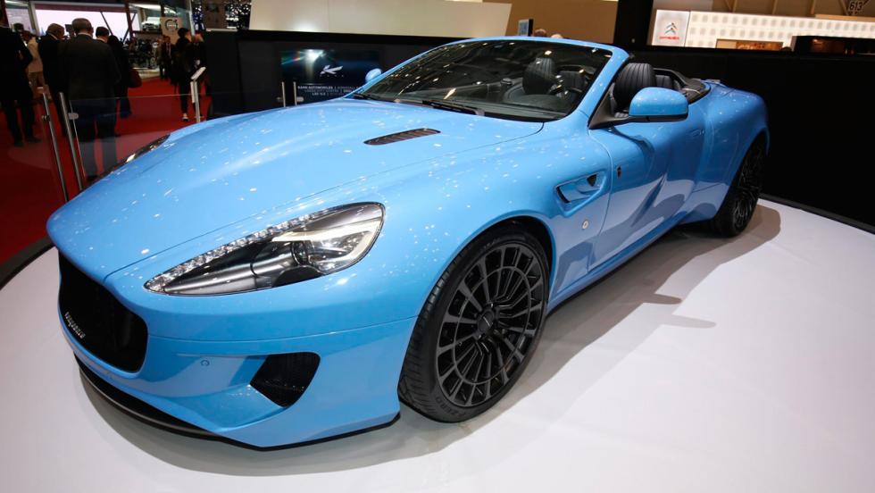 Aston Martin Vengeance Volante Kahn (II)