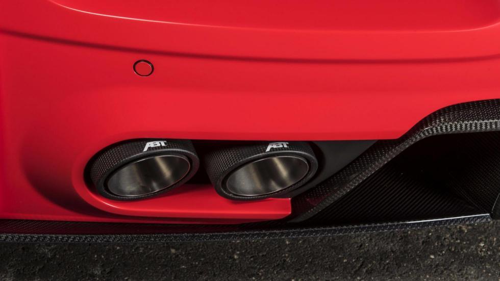Audi R8 V10 Plus ABT (VIII)