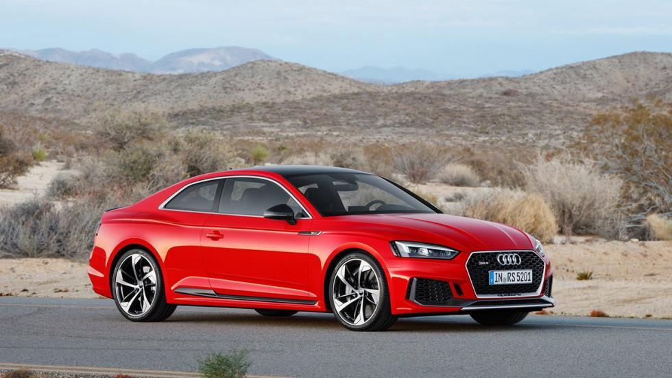 Audi RS5 2017