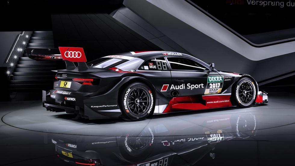 Audi RS5 DTM 2017 (VI)