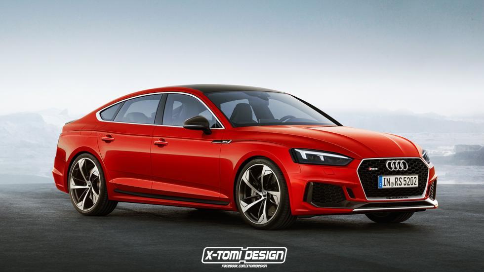 Audi RS5 Sportback X-Tomi