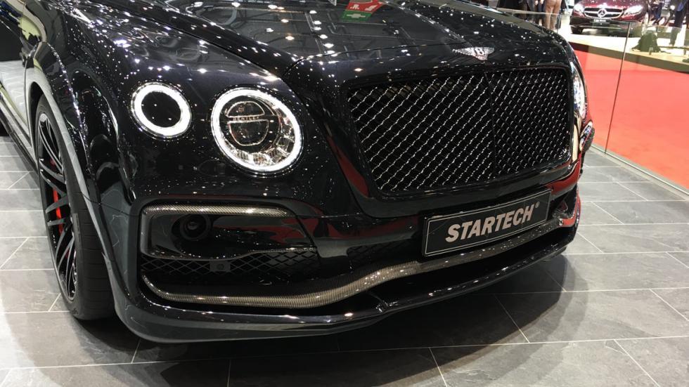 Bentley Bentayga Startech Salón de Ginebra