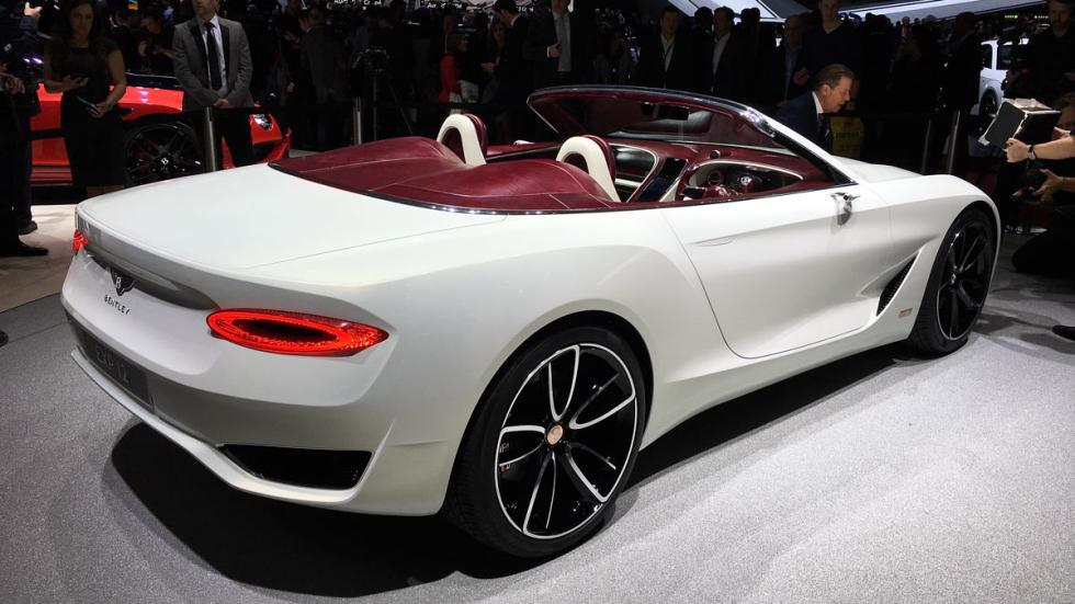 Bentley EXP 12 Speed 6e concept salon de ginebra