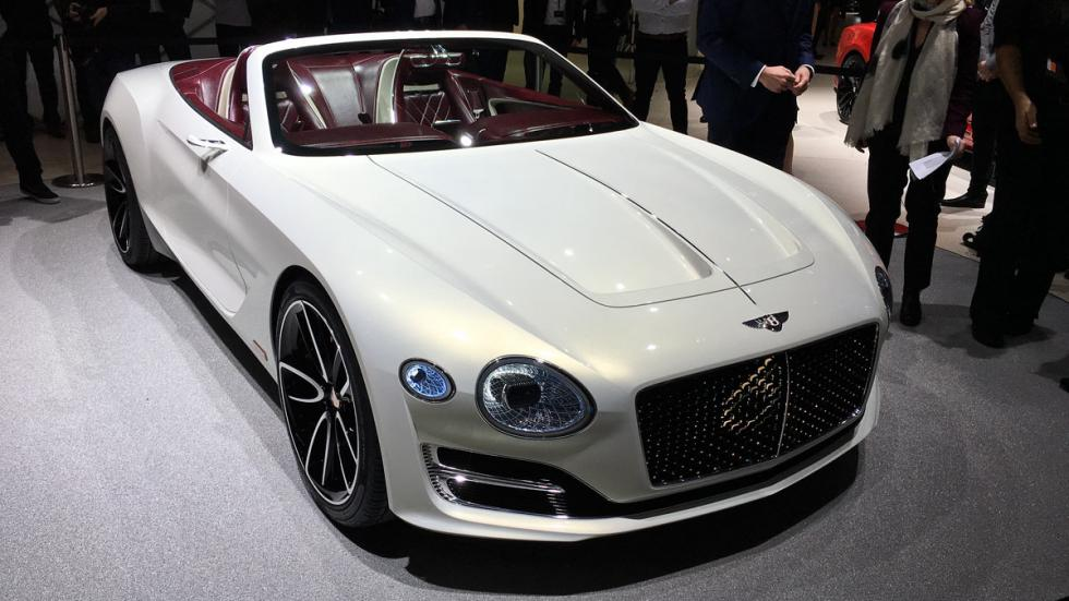 Bentley EXP 12 Speed 6e concept salon de ginebra
