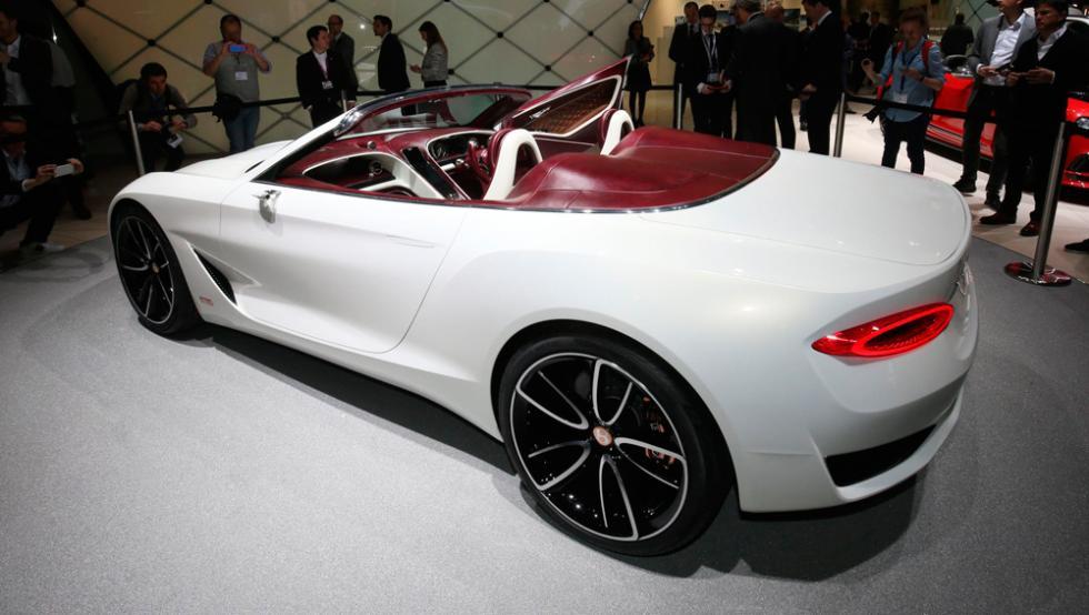 Bentley EXP 12 (trasera)