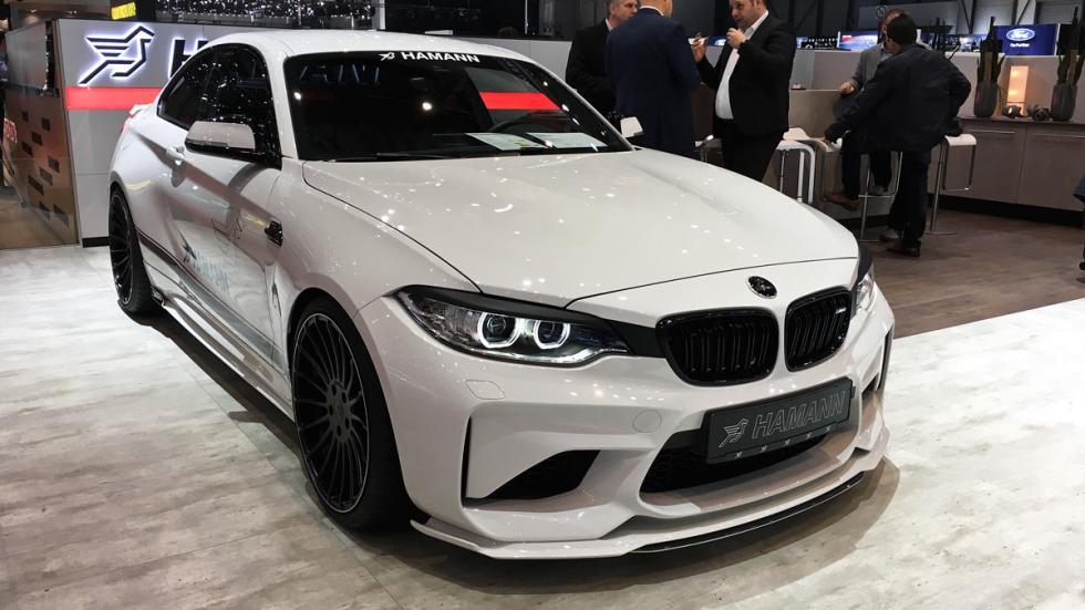 BMW M2 Hamann Salón de Ginebra