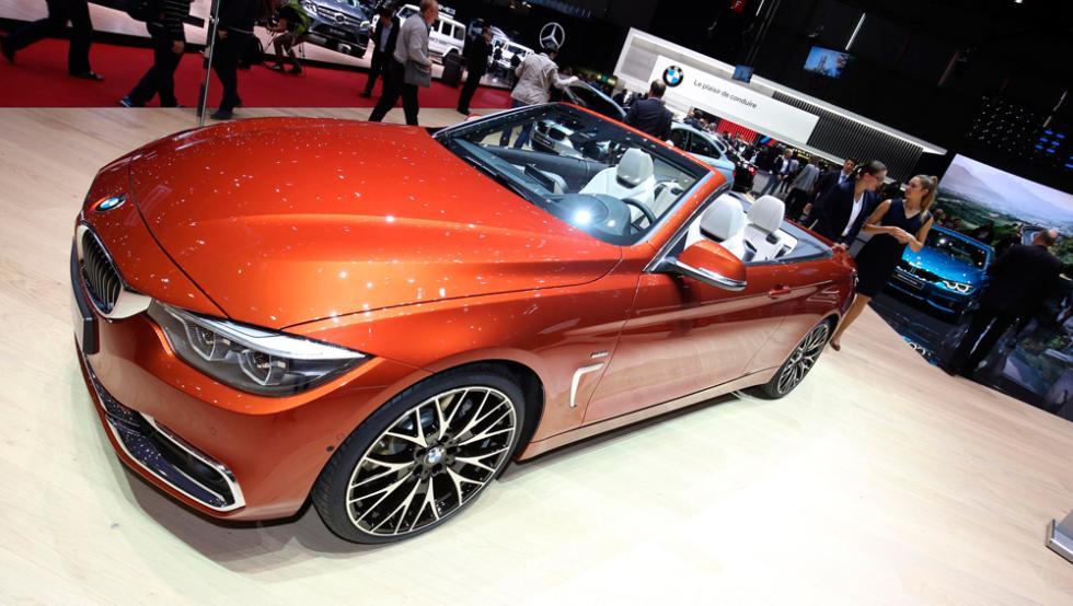 BMW Serie 4 Cabrio 2017