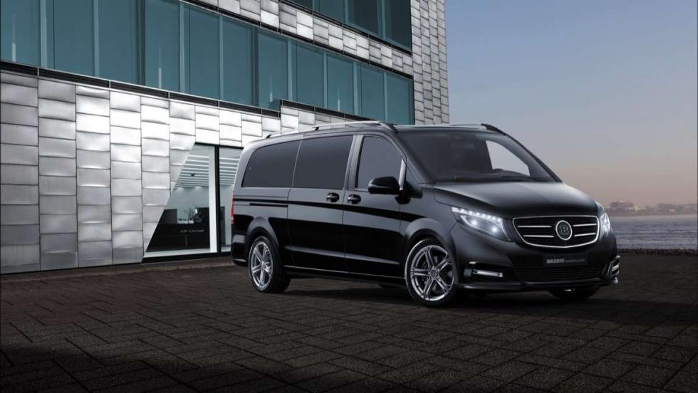 Brabus Business Lounge