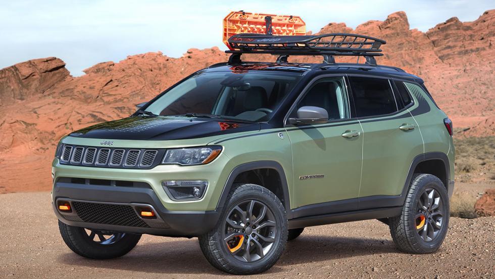 Los brutales concept car de Jeep - Jeep Trailpass