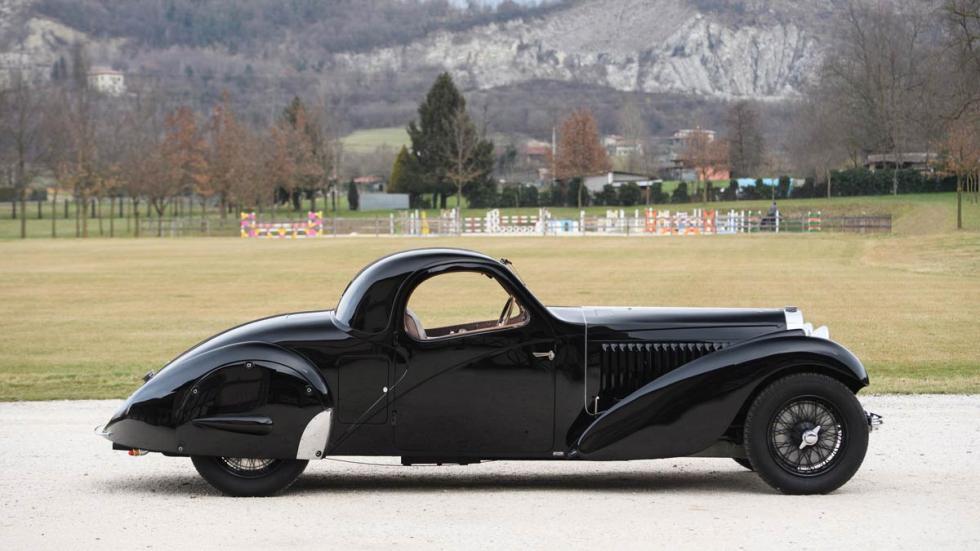 Bugatti Type 57 Atalante Prototype