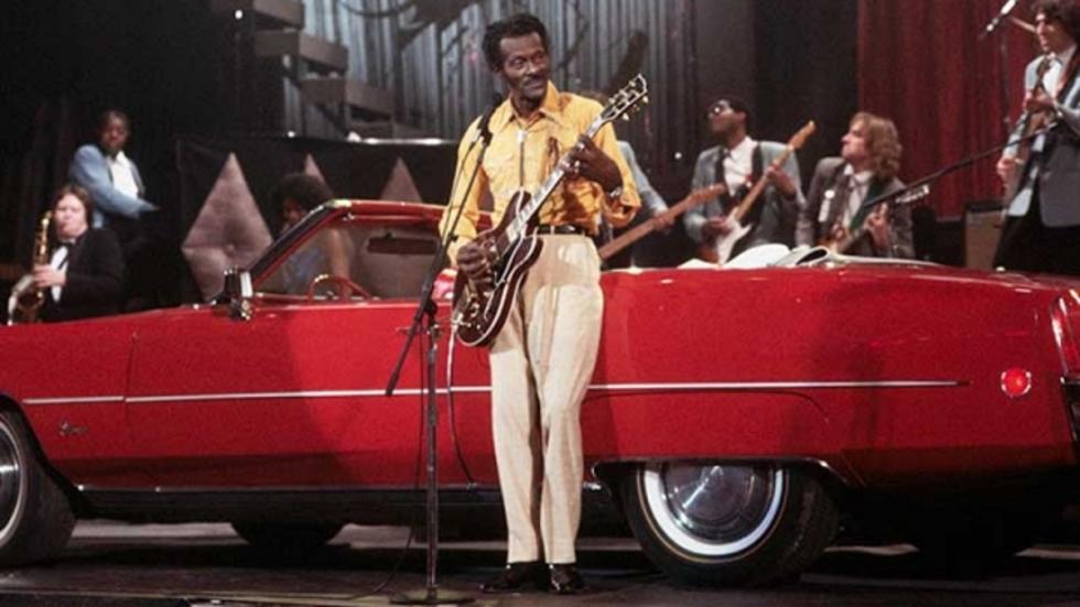Cadillac Eldorado´73 en concierto