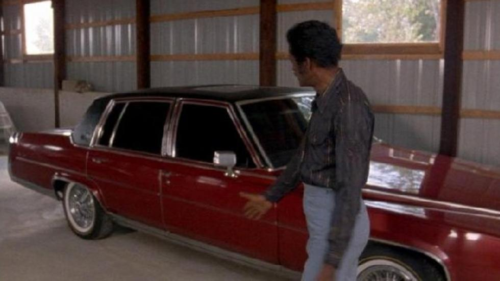 El Cadillac Fleetwood Brougham d'Elegance 1980 de Berry