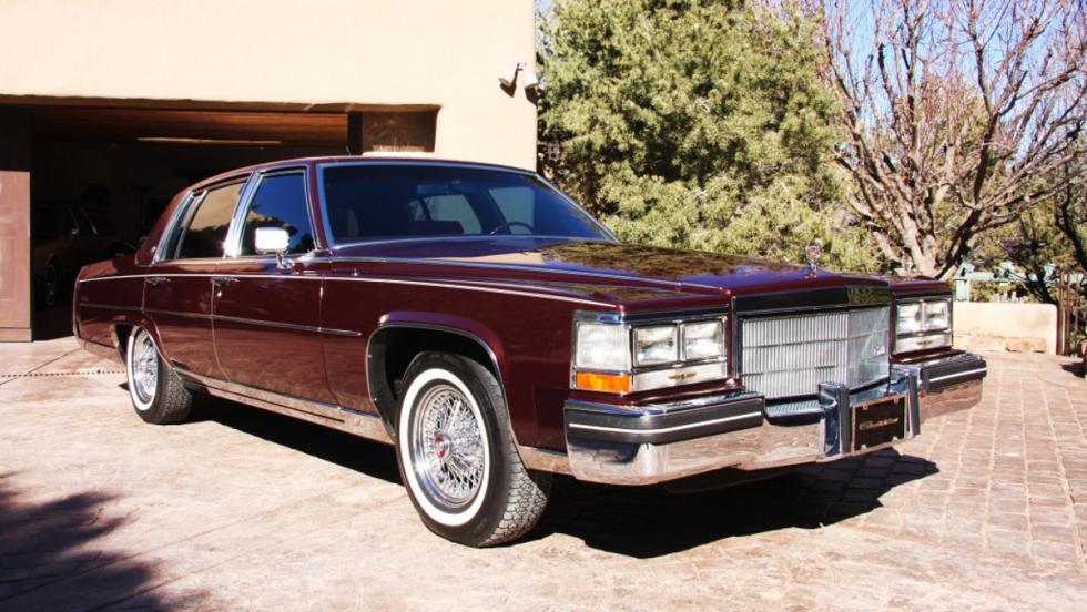 Cadillac Fleetwood Brougham d'Elegance 1980