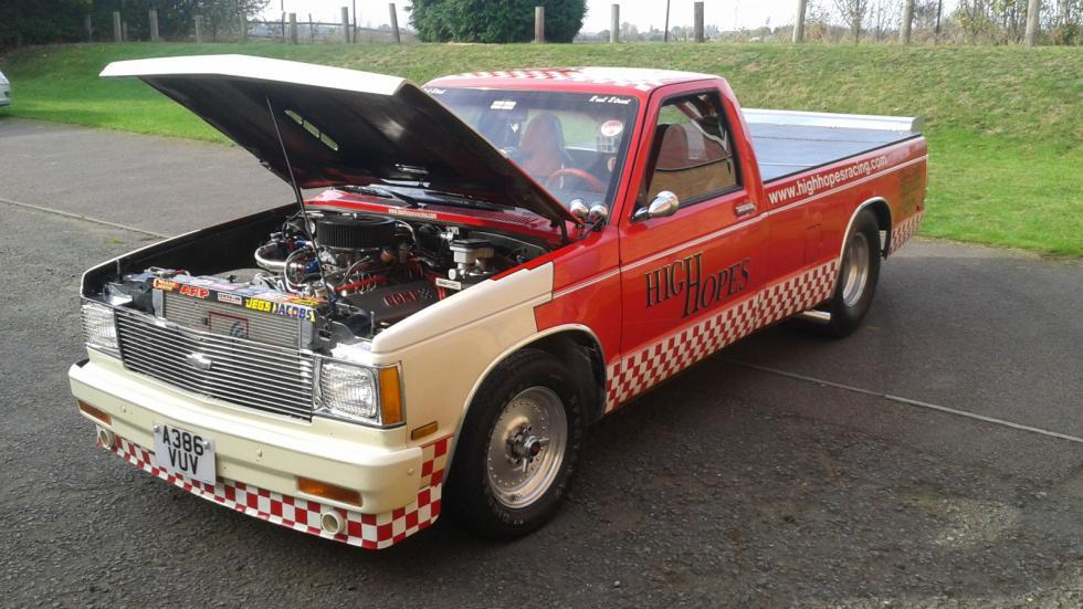 Chevrolet S10 modificado