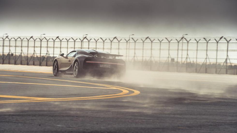 Chris Harris con el Bugatti Chiron (V)