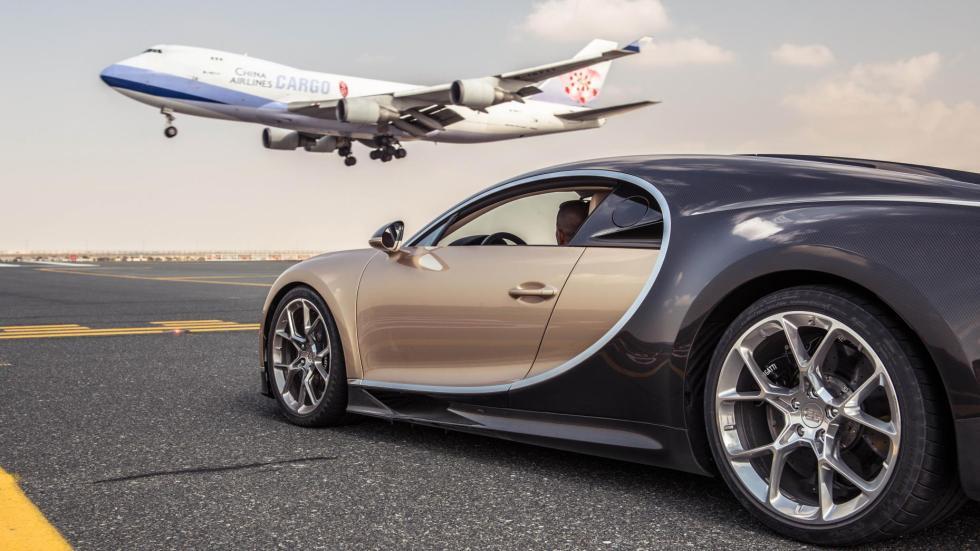 Chris Harris con el Bugatti Chiron (XVIII)